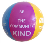 beach ball community