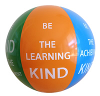 beach ball learning